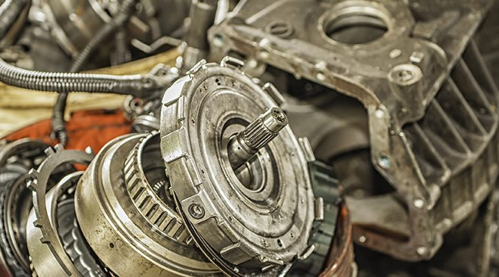How Recycled Auto Parts Keep the Atmosphere Eco-friendly