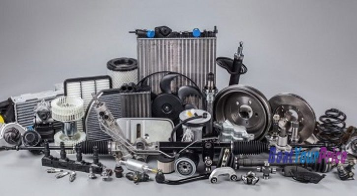 Finding Used Auto Parts Online Saves Money and time