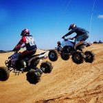The Health Benefits of Riding an All-Terrain Vehicle