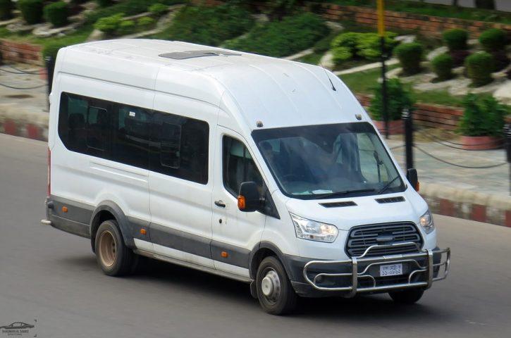 Roomy Transportation with Van Leasing